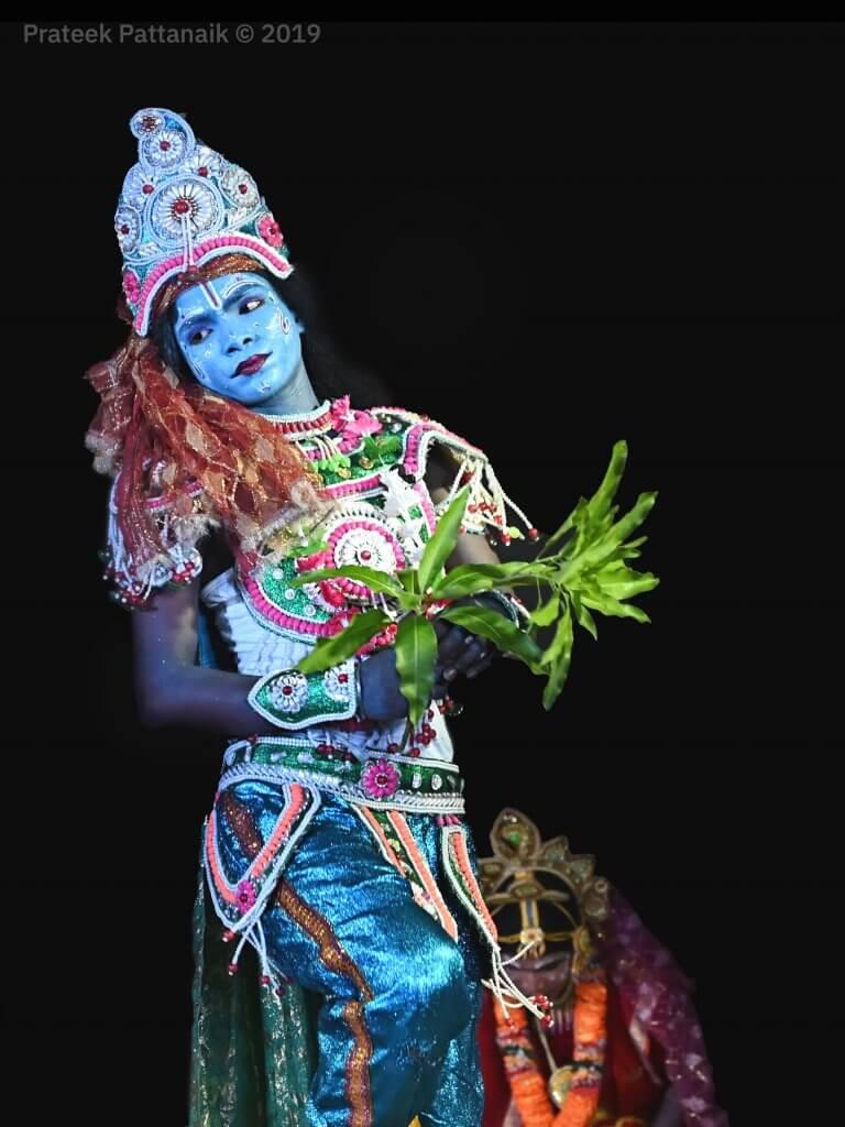 Krusna Lila of Ganjam